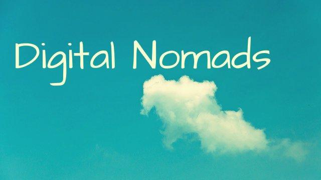 Digitale Nomaden: Ortsunabhängig und frei