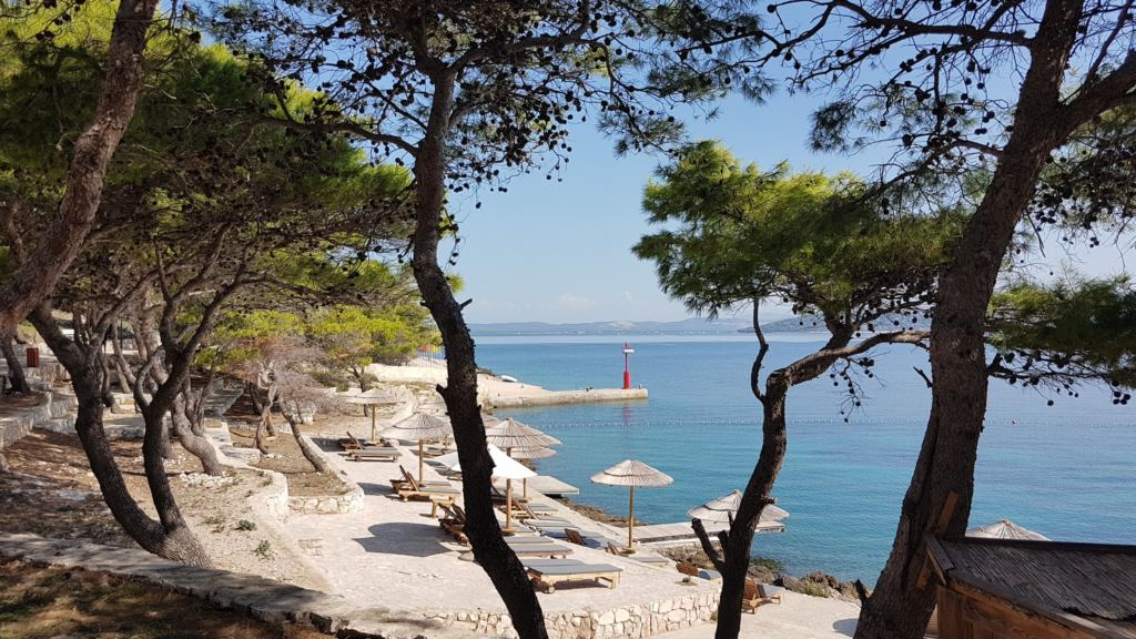 Strand, Kroatien