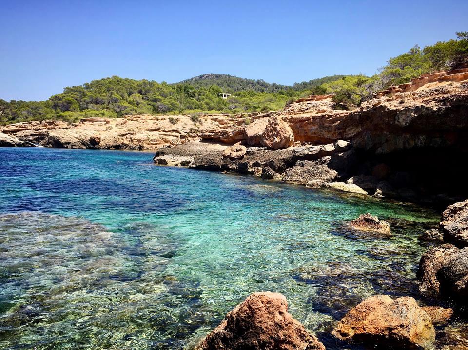 S´illot des Rencli Strand Ibiza