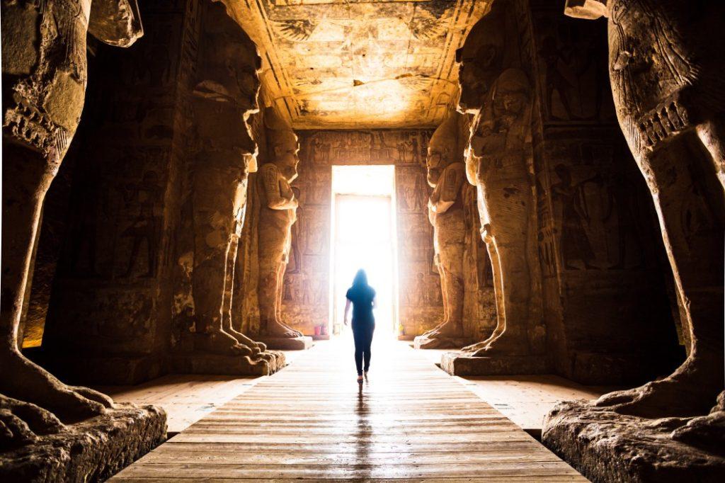 Abu Simbel in Ägypten, Sicherheit für Backpackers