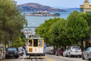 San Francisco Straßen