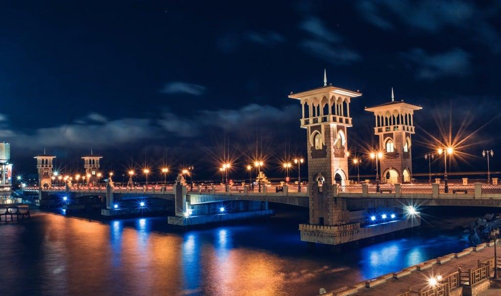 Alexandria, Ägypten