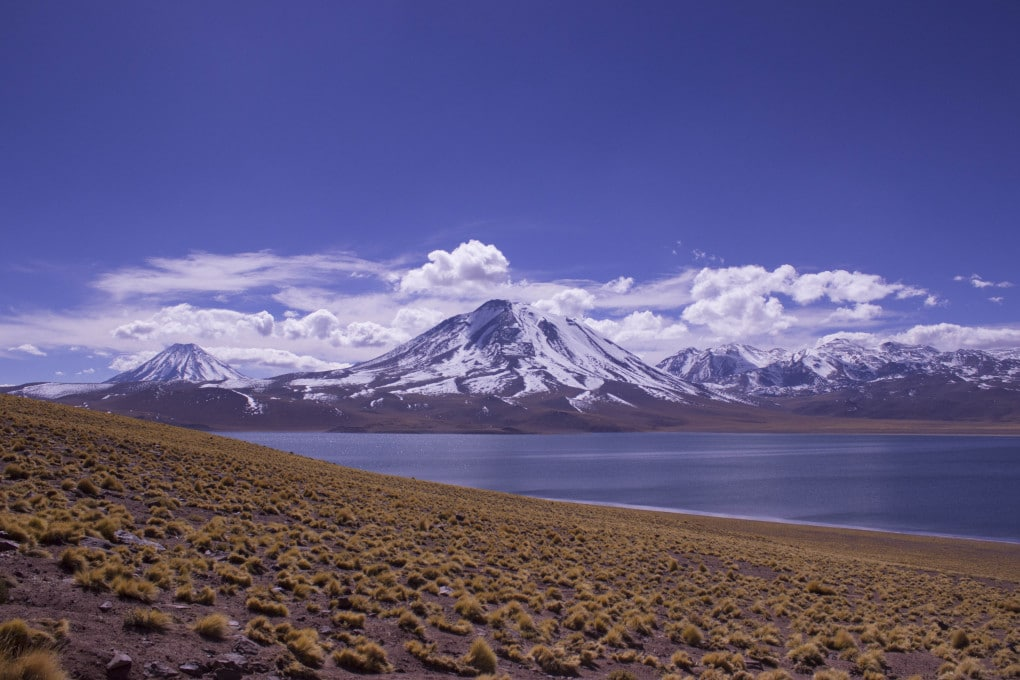 Altiplano, Backpacking in Bolivien