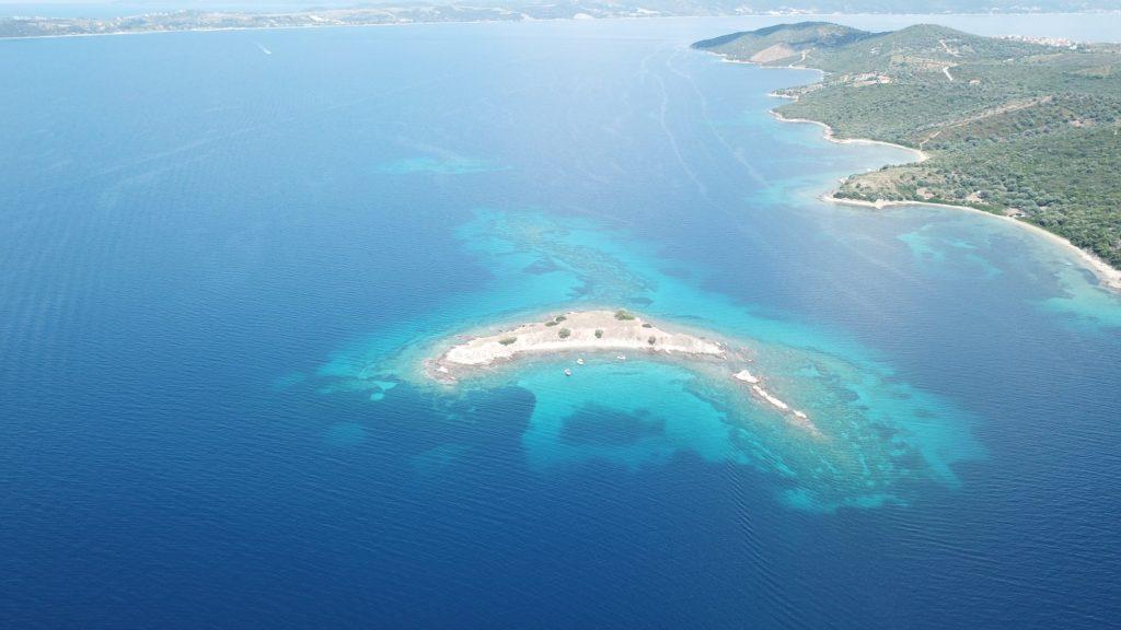 Ammouliani, Griechenland