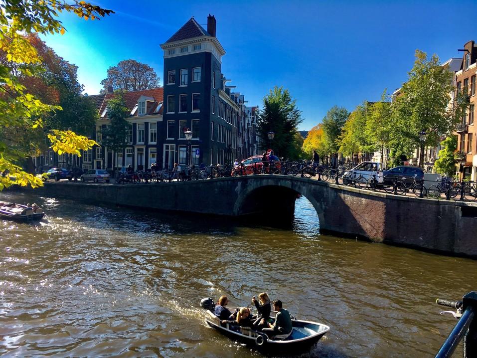 Schöne Städte in den Niederlanden, Amsterdam