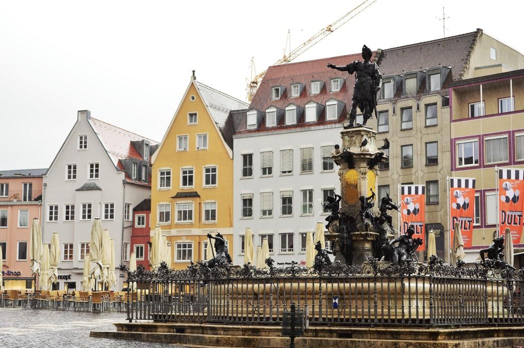 Augsburg, Bayern