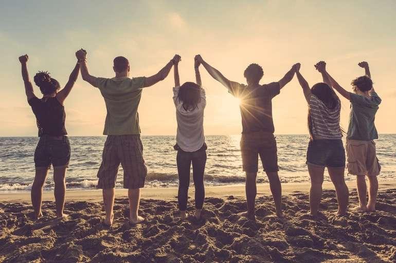 Während eines Auslandsjahres werden nicht selten Freundschaften fürs Leben geschlossen