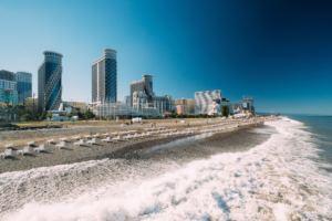 Batumi_am Meer