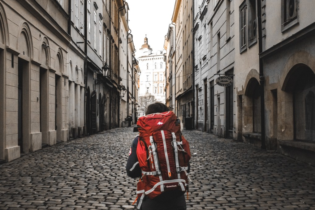 Backpacker-Rucksack