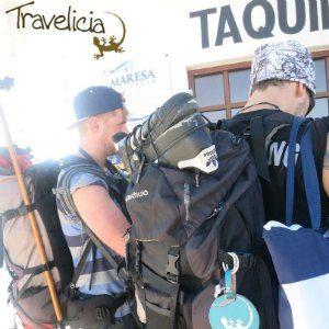 Backpacking Mexiko - Chiquila - Isla Holbox
