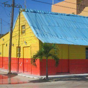 Backpacking Mexiko - Isla Holbox