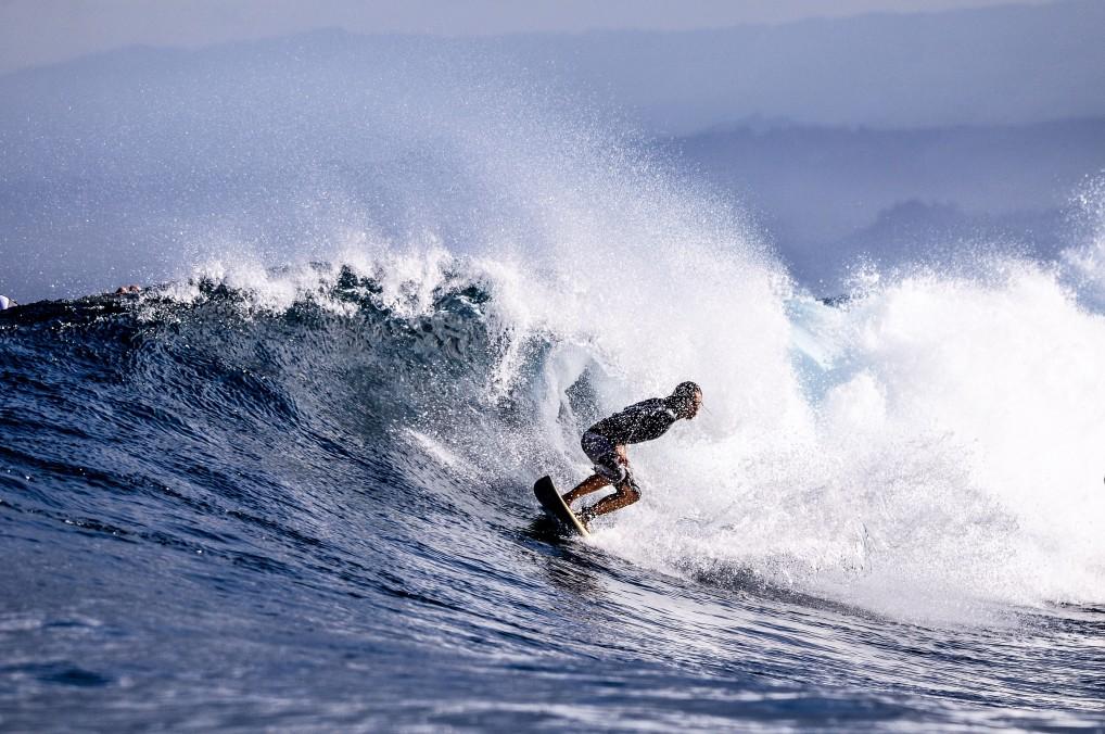 Surfen im Bali