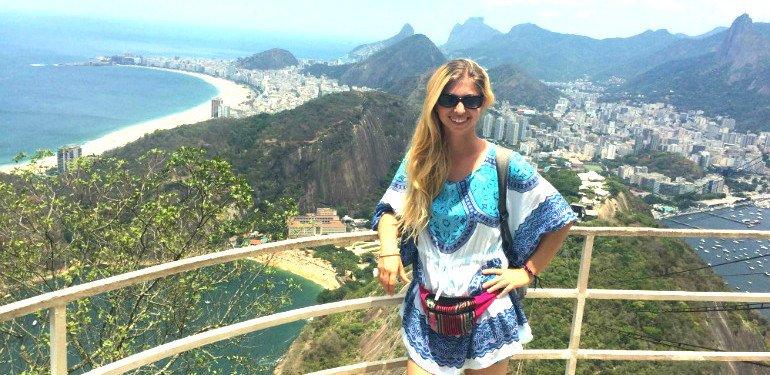 Rio de Janeiro: Von sexy Bikinis und dem Zuckerhut!