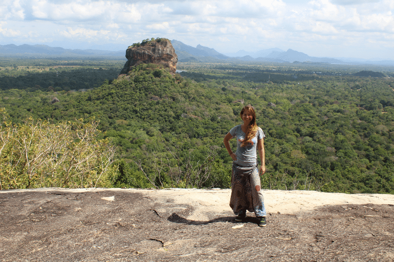 Barbara_in_Sigiriya