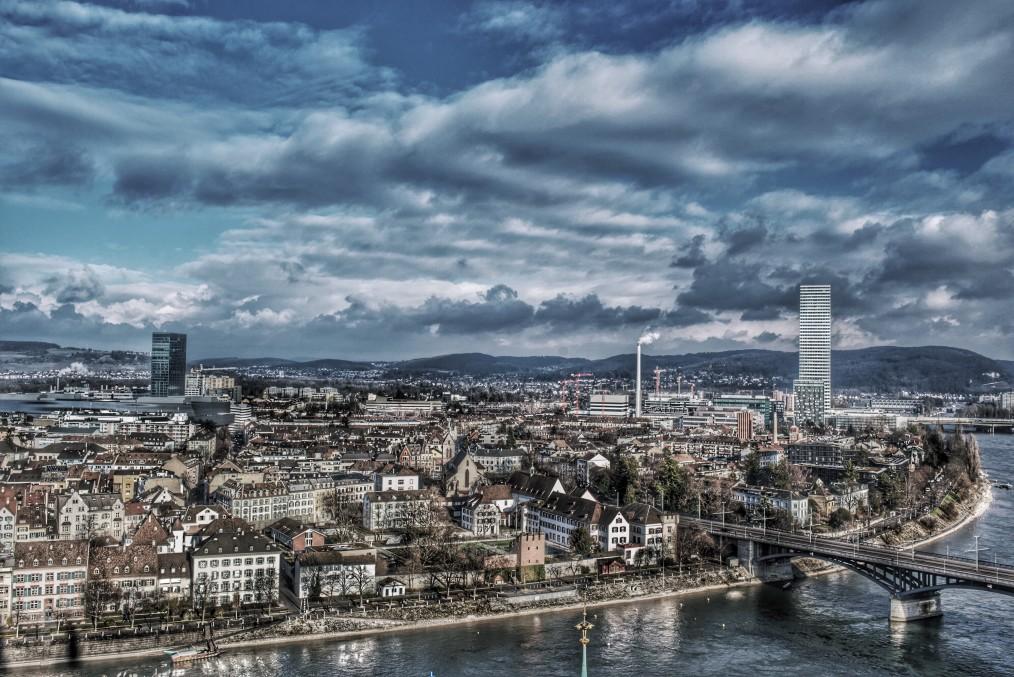 Mobilfunk und Internet, Schweiz, Basel