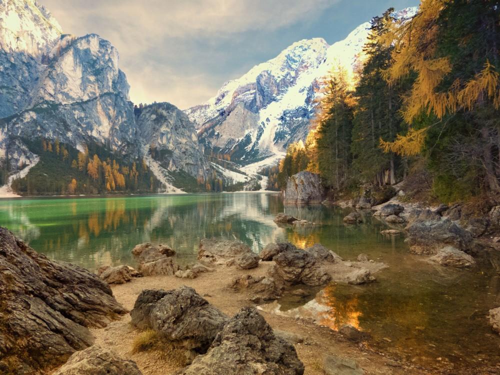 Dolomiten Italien Backpacking