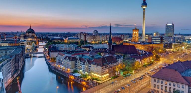Die schönsten Städte in Deutschland für 2021