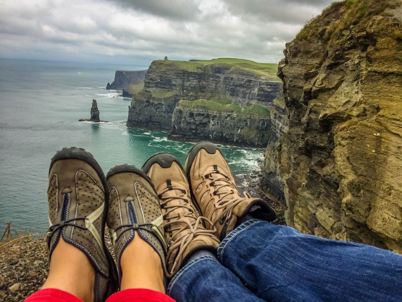 Beste Reisezeit für Backpackers in Irland