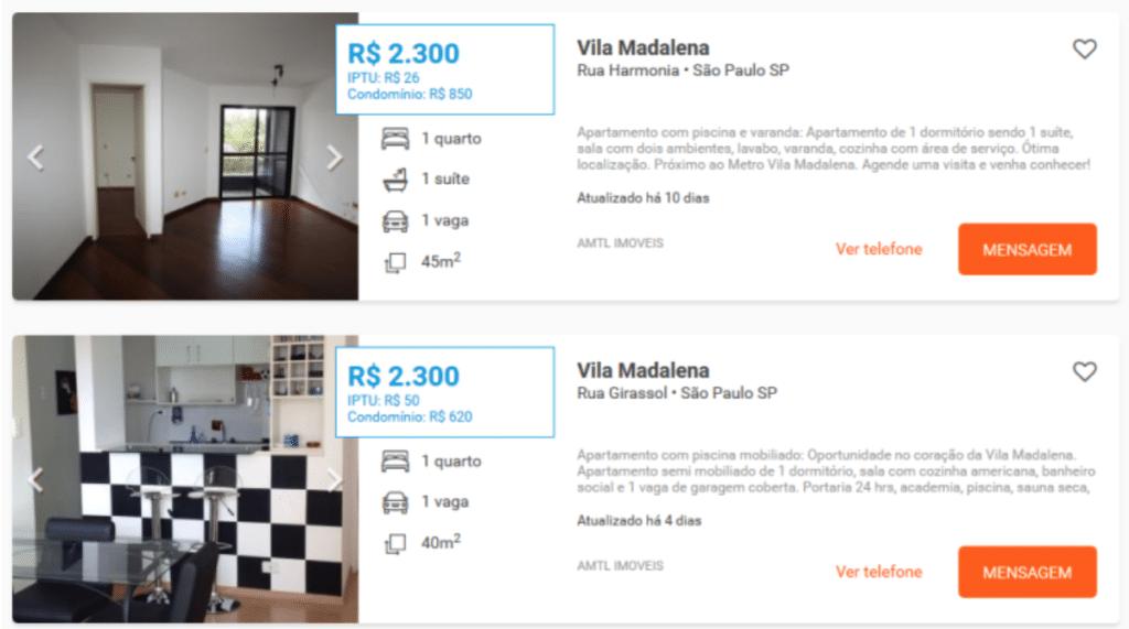Vila Madalena, São Paulo