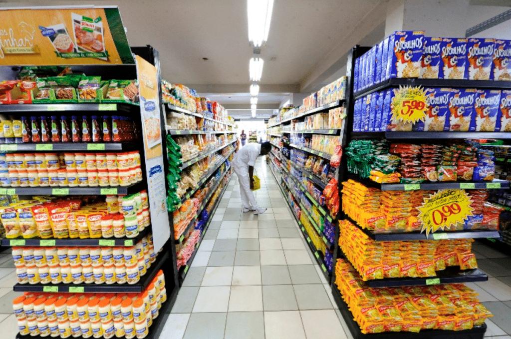Supermarkt, São Paulo