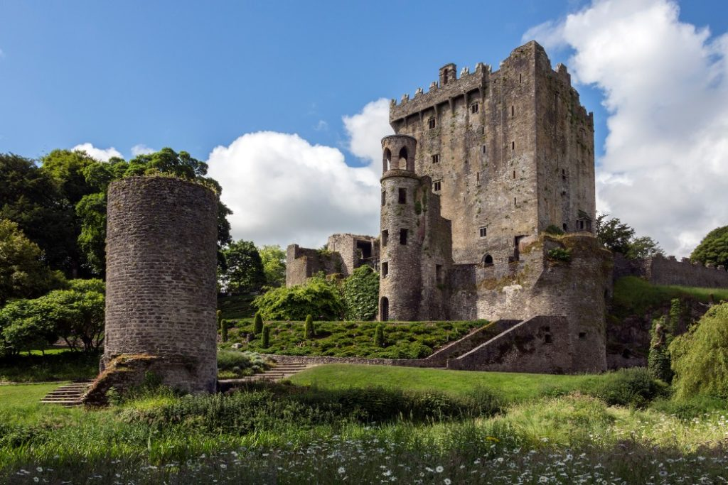 Blarney Castle, Irland
