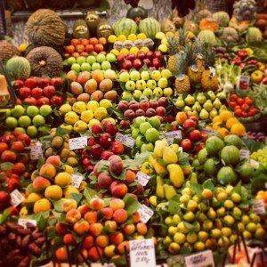 Boqueria Markt
