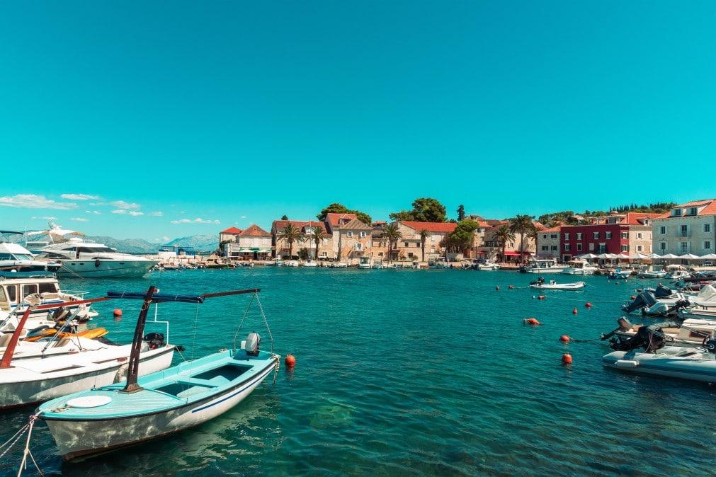 Insel Brač, Kroatien