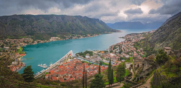 Bucht von Kotor – eine Idylle an der Adriaküste