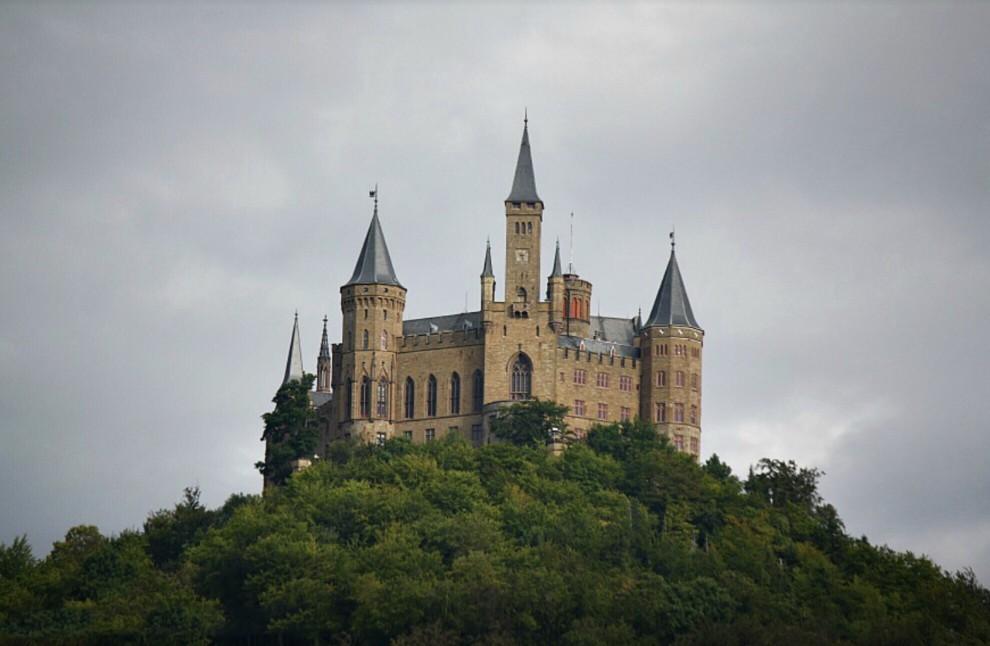 Hohenzollern, Deutschland
