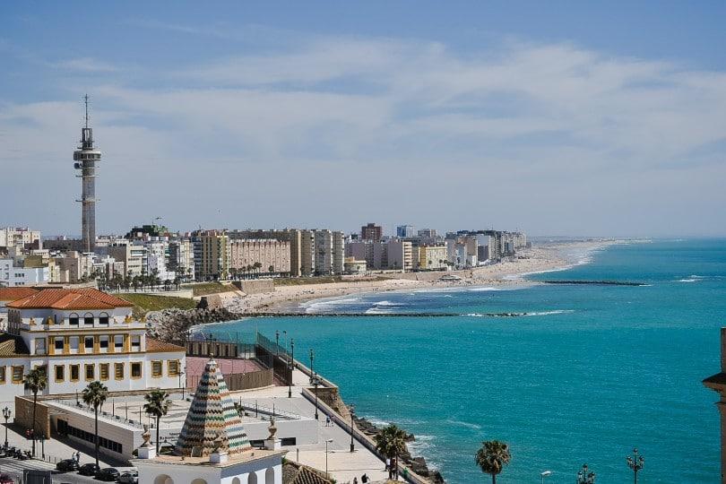 Cádiz, Spanien