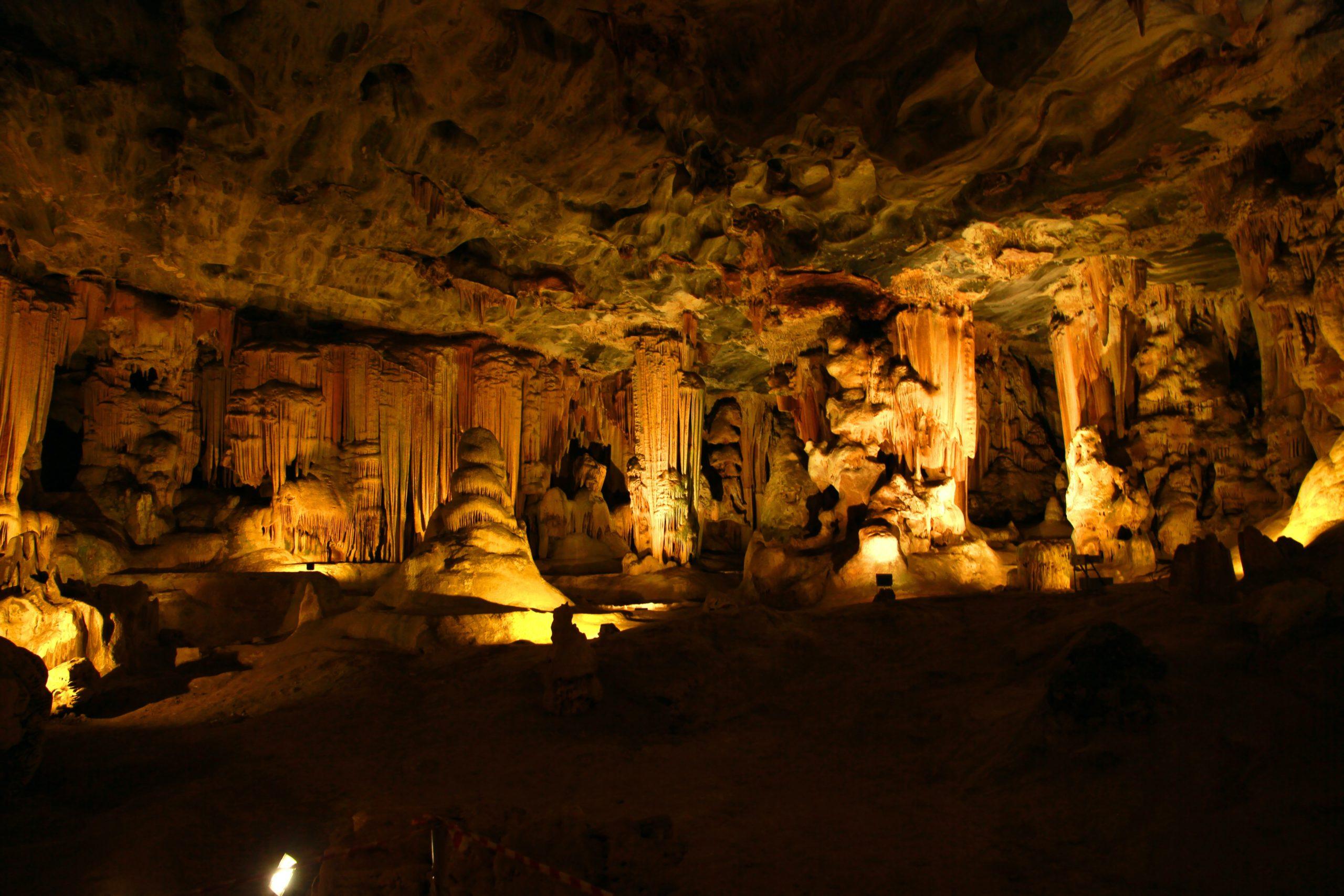 Cango Caves in Südafrika