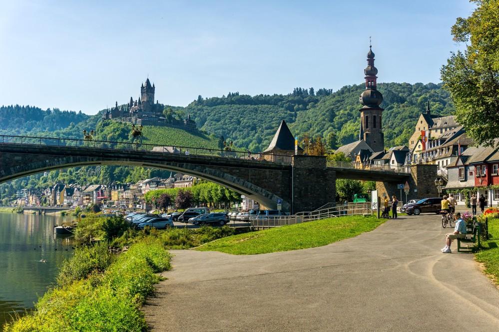 Cochem an der Mosel, Deutschland