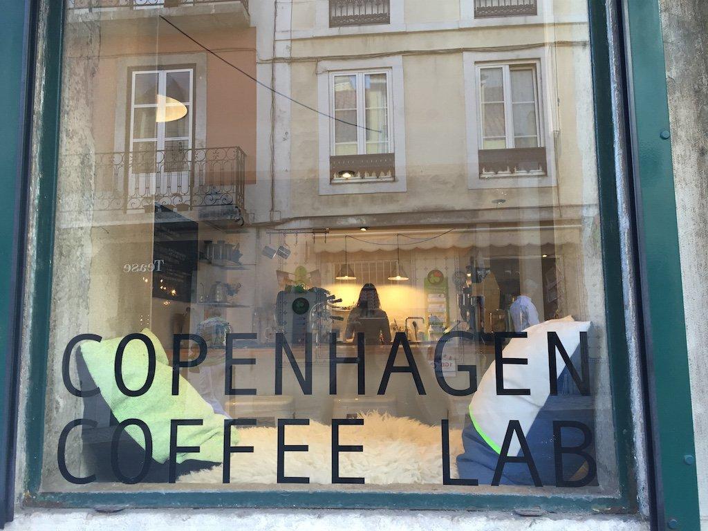 Copenhagen Coffee Lab Lissabon