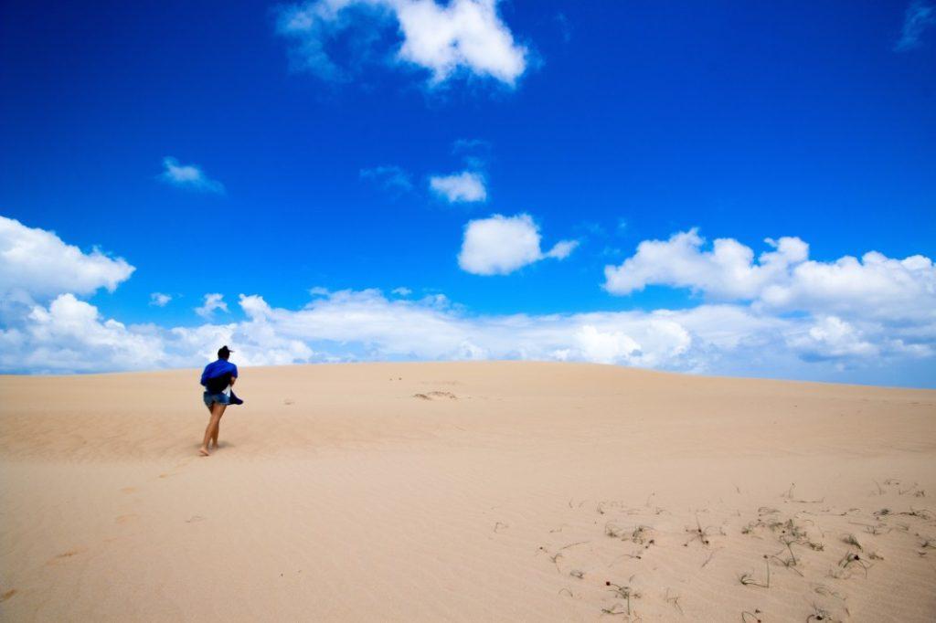 Die Dünen von Corralejo