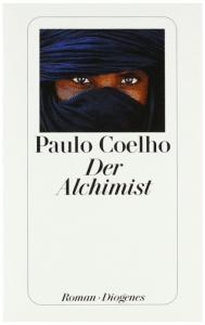 """Cover vom Buch """"Der Alchimist"""" von Paulo Coelho"""