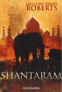 """Cover vom Buch """"Shantaram"""" von Gregory David Roberts"""
