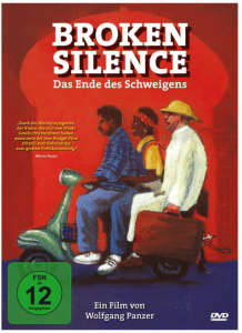 "DVD-Cover von ""Broken Silence"""
