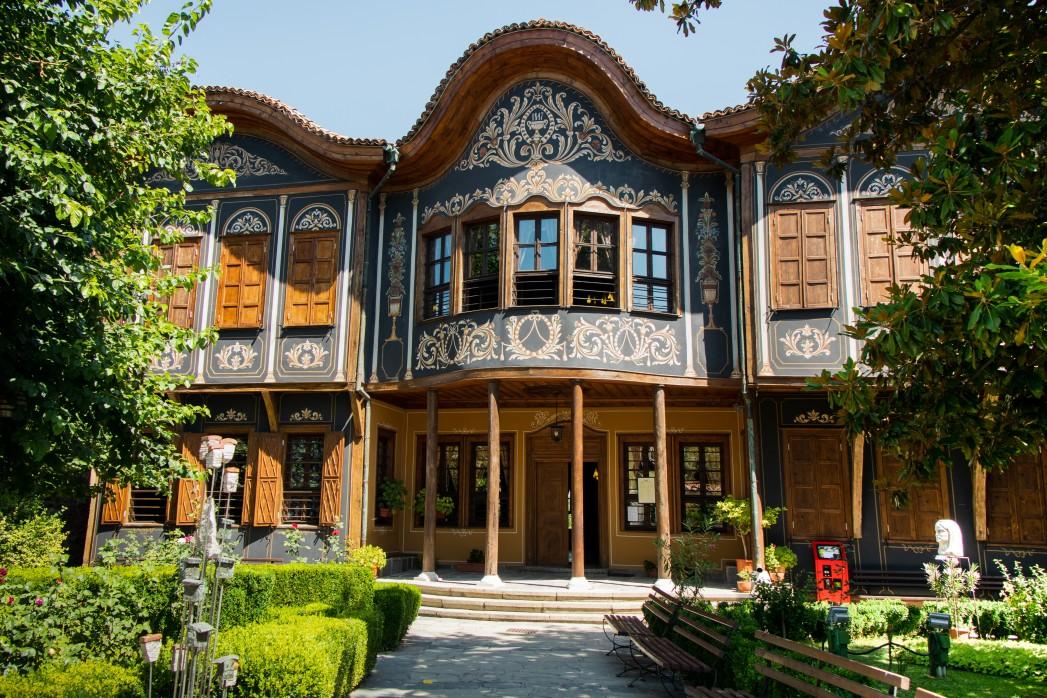 Das Ethnographische Museum Plovdiv