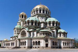 Die Alexander-Newski-Kathedrale_Sofia
