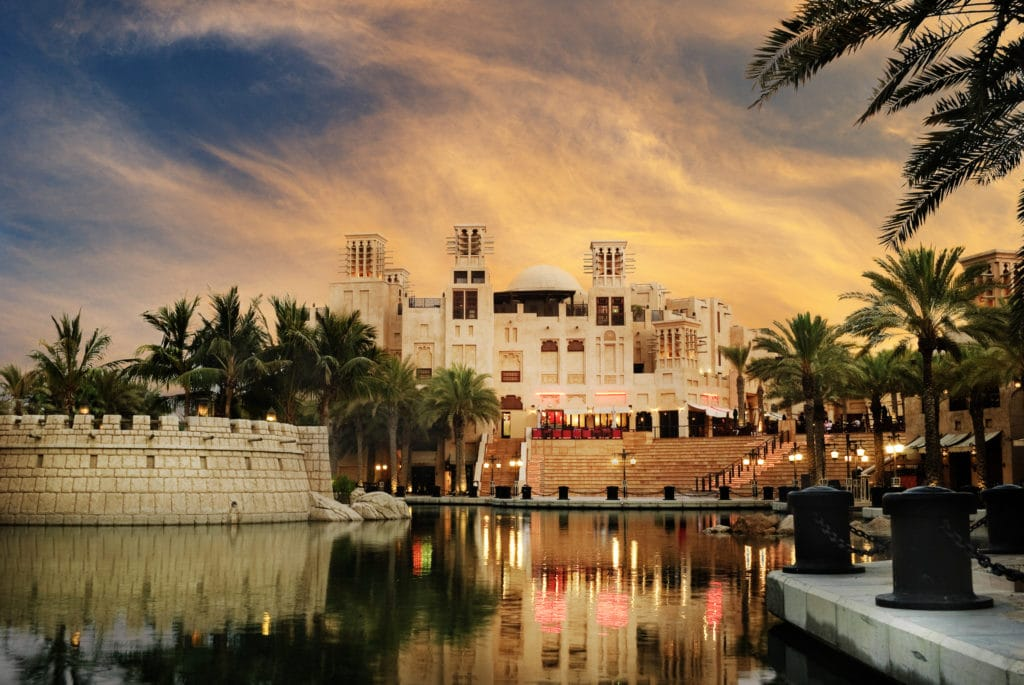 Beste Reisezeit in Dubai (Madinat Jumeirah in Dubai)