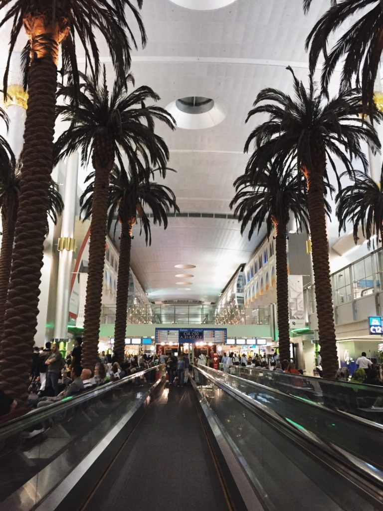 Einreise_VEREINIGTE ARABISCHE EMIRATE, Dubai