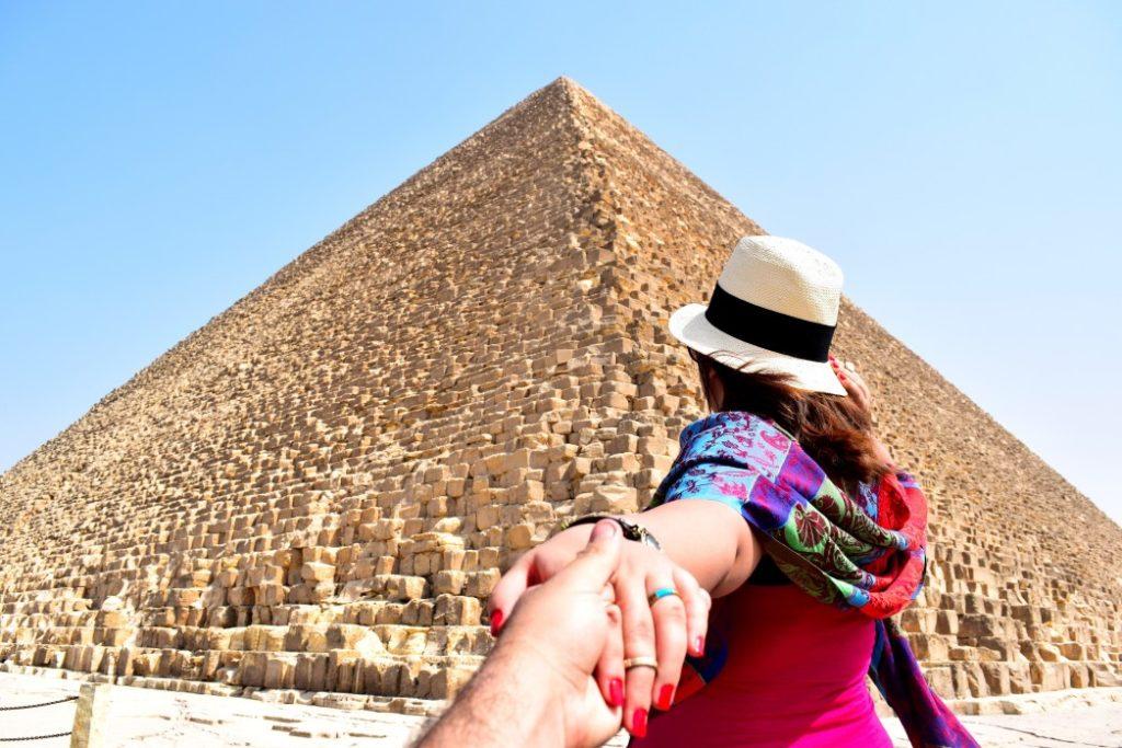Einreise für Backpackers in Ägypten