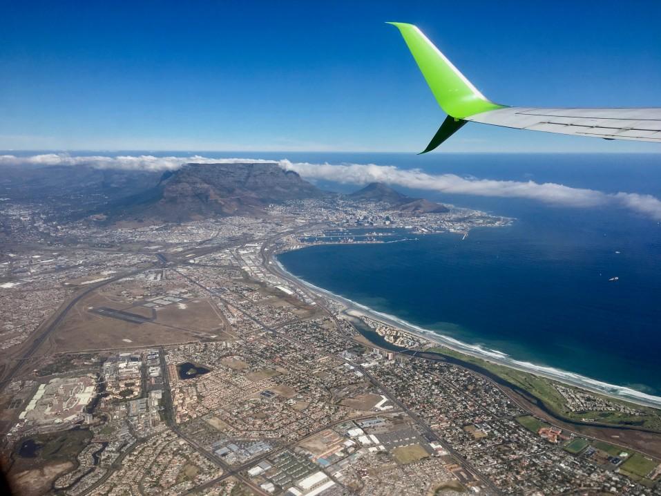 Einreise in Südafrika