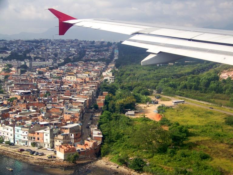 Die Einreise nach Brasilien