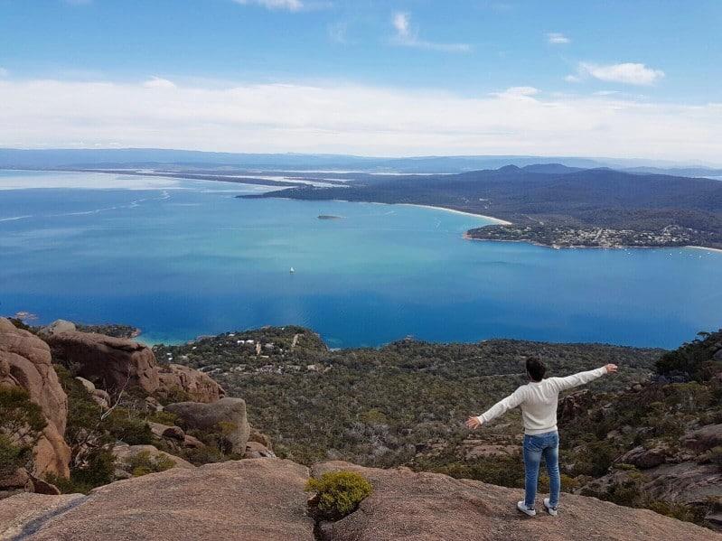 Einreise in Tasmanien