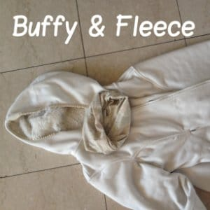 Fleece-Buffy