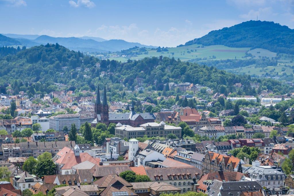 Freiburg, Baden-Württemberg