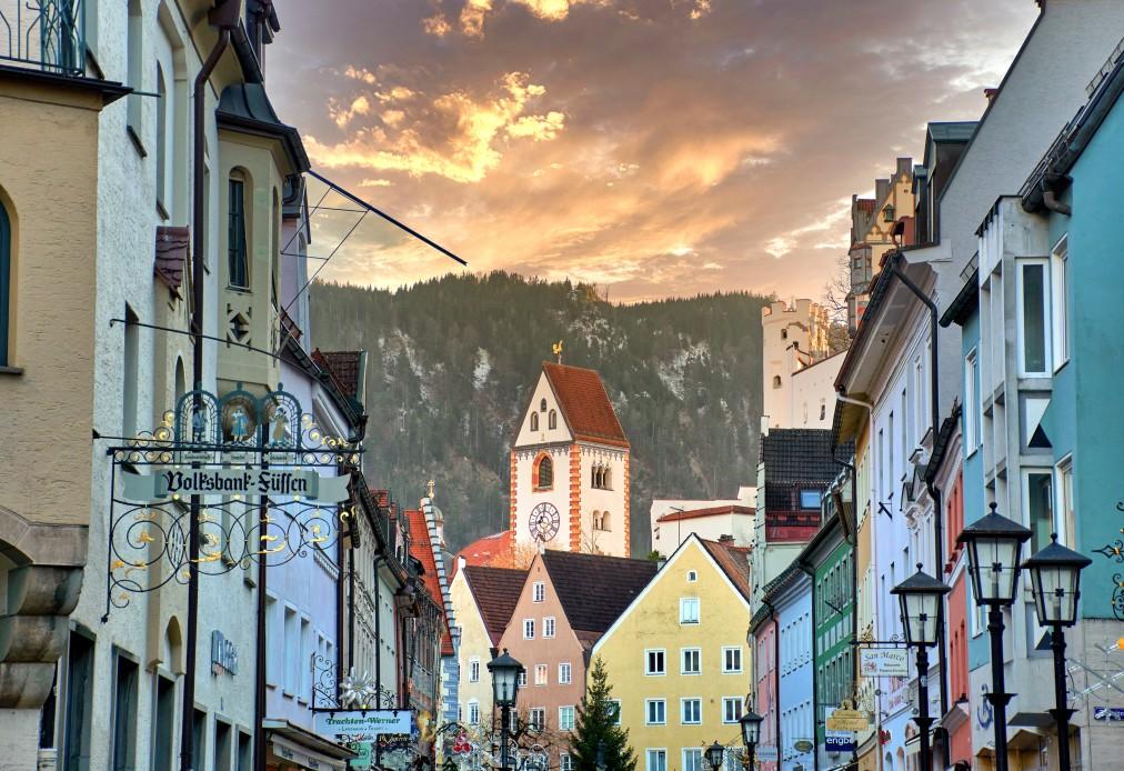 Füssen, Bayern