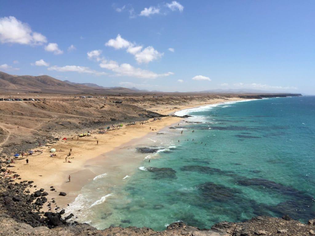Fuerteventura – ein Paradies für Surfer und Strandfans