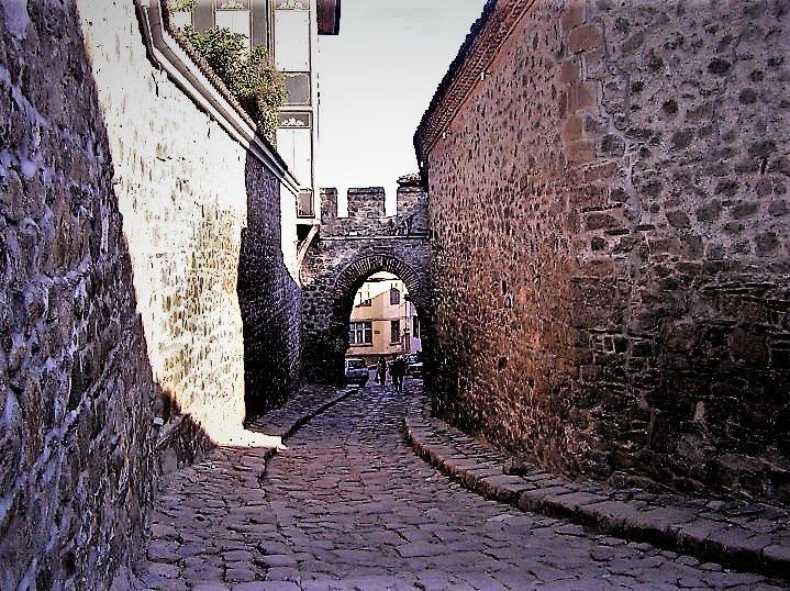 Altstadt Plovdiv